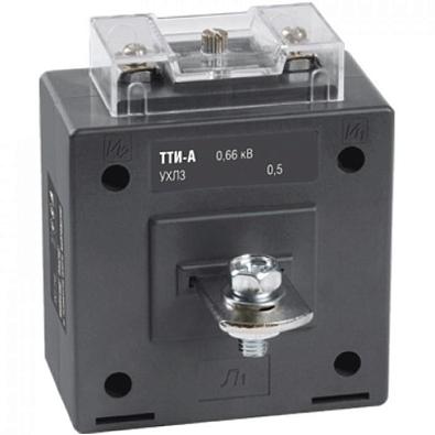 Трансформатор тока ТТИ-А 300/5А 5ВА класс 0,5SS - фото1