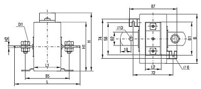 Трансформатор тока ТТИ-А 300/5А 5ВА класс 0,5SS - фото2